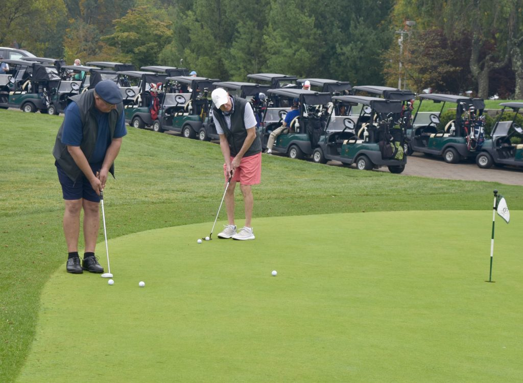 Golf Outing New Canaan Country Club September 29 2020
