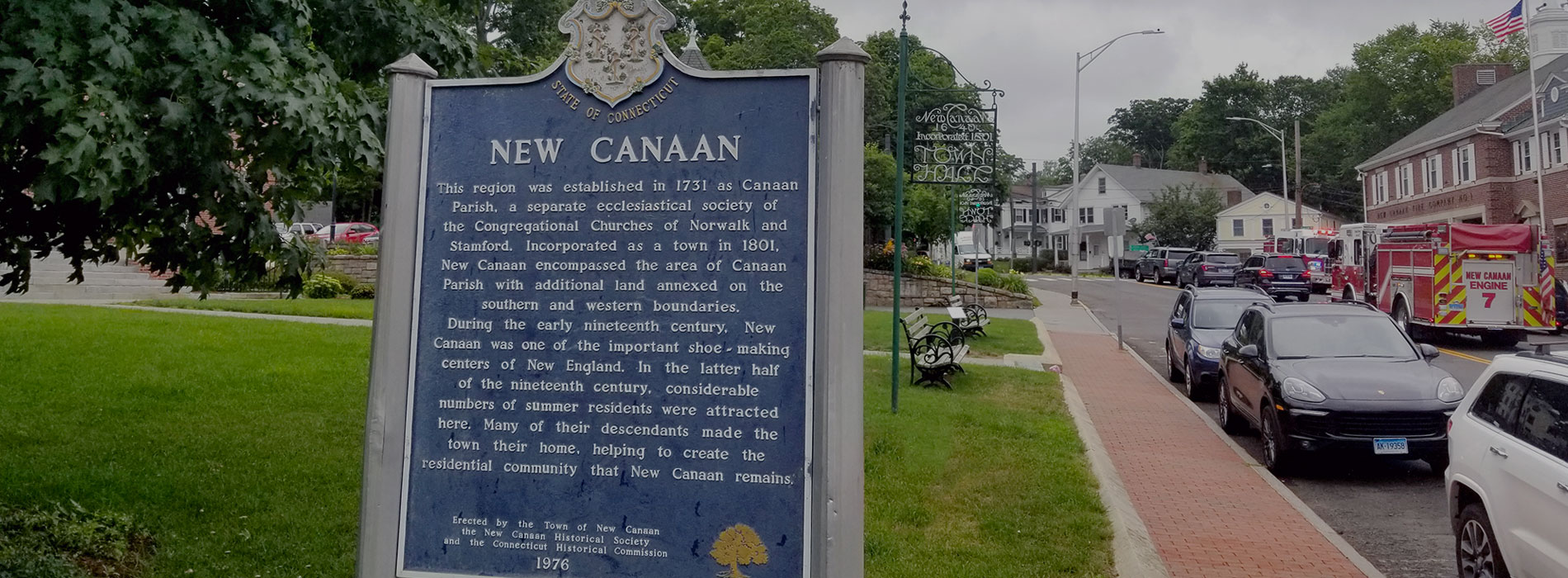 The Exchange Club - New Canaan